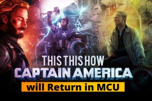 Captain America Return